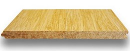 Solid Strand Woven Tongue and Groove Bamboo Flooring