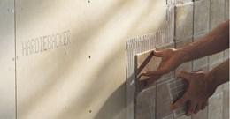 HardieBacker® 12 mm Cement Board for Walls