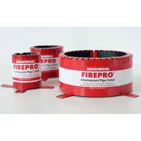 Rockwool Firepro Firestop Pipe Collars Nbs National