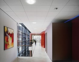 Ultima+ Vector - Ceiling tile system