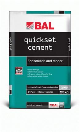 Quickset Cement