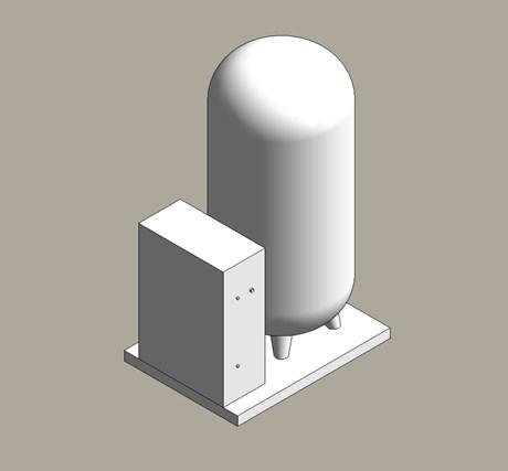 Pressurization units