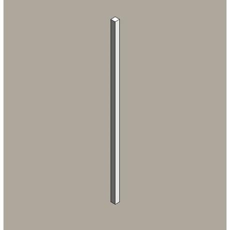 Service outlet poles