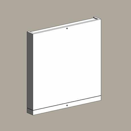 Intruder alarm panels