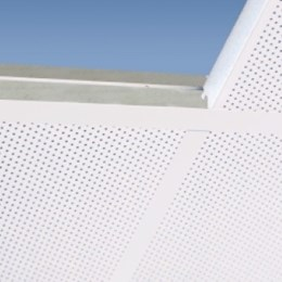 Lay-in TypeE-Plain 1200 x 600 mm - Suspended metal ceiling
