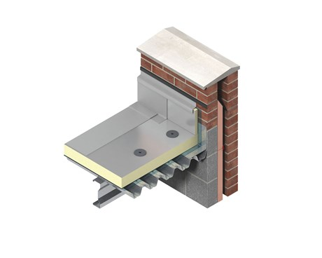 Kingspan Thermaroof TR26 LPC/FM - Flat roof insulation