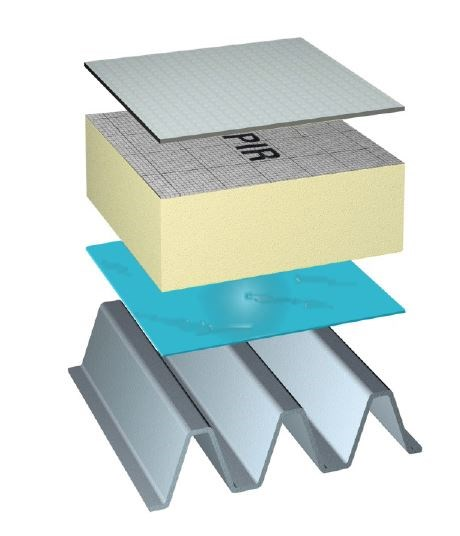 Thermoplan T Single Ply Polyolefin Waterproofing System