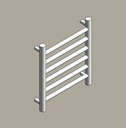Heated towel rail electric