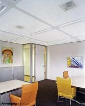Ultima+ dB Tegular - Ceiling tile system