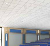 Perla OP 1.00 Tegular - Ceiling tile system