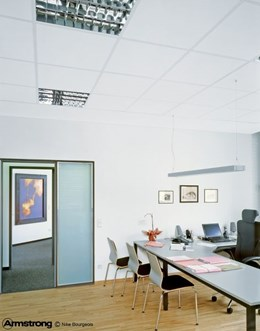 Perla dB Board - Ceiling tile system