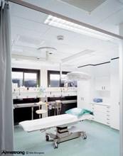 Bioguard Acoustic Tegular - Ceiling tile system