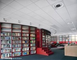 Dune Supreme Tegular - Ceiling tile system