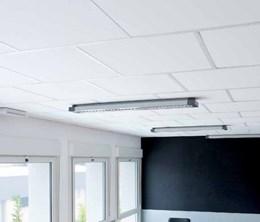 Sahara Max Tegular - Ceiling tile system