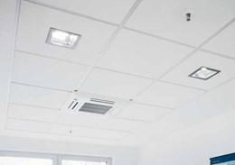 Sahara dB Tegular - Ceiling tile system