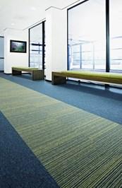 Essence Stripe - Pile carpet tile