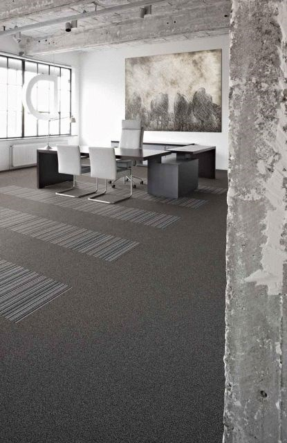 Sand Stripe - Pile Carpet tile