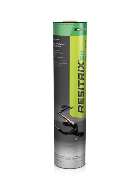 RESITRIX® SK Partial Bond - Membrane