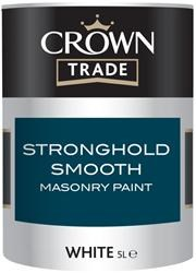 Stronghold Smooth Masonry Paint