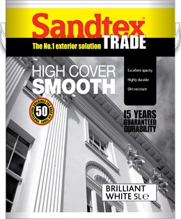 High Cover Smooth - Masonry paint