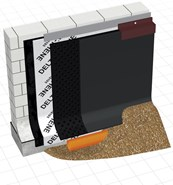 DELTA® EQ Drain - Protection and drainage system