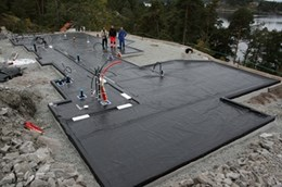 DELTA® Gas Barrier System - Gas barrier and damp-proofing