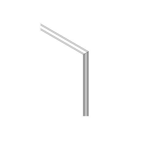 Aluminium infill panel
