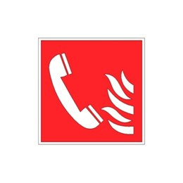 Location of fire telephone