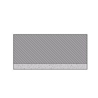 Cast Stone Tiles Cementitious Adhesive Polyethylene Film Sheet