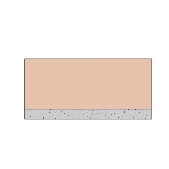 Natural Stone Tiles Cementitious Adhesive Polyethylene Film Sheet