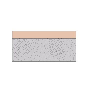 Quarry Tiles Cement Sand Mortar Polyethylene Film Sheet