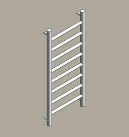Heated towel rail LTHW