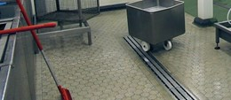 Vibrogard HD and HDE Industrial Ceramic Floor Tiling System