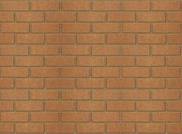 Anglian Buff Multi Rustic 73 mm - Clay bricks