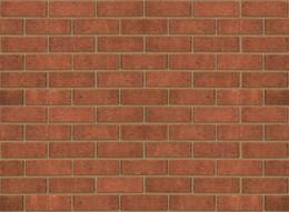 Anglian Red Rustic 73 mm - Clay bricks