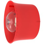 Addressable Loop-Powered Wall Sounder Beacon (EN54-23 Compliant) - CHQ-WSB2