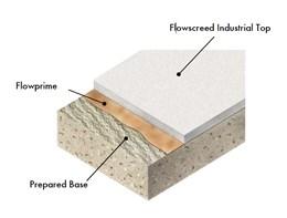 Flowscreed Industrial Top