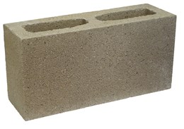 Cellular Dense Concrete Block