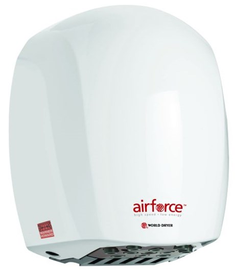 Airforce High Speed Low Energy Hand Dryer