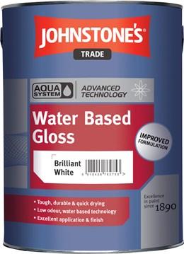 Aqua Water-Based Gloss