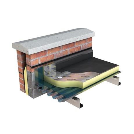 Eurothane® EuroDeck™ -Warm flat roof insulation