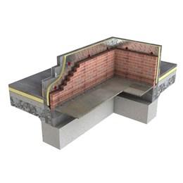 EuroWall® Cavity -Wall insulation