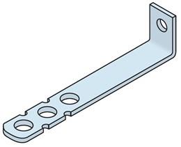 Ancon SPB Frame Cramp - 2D Detail