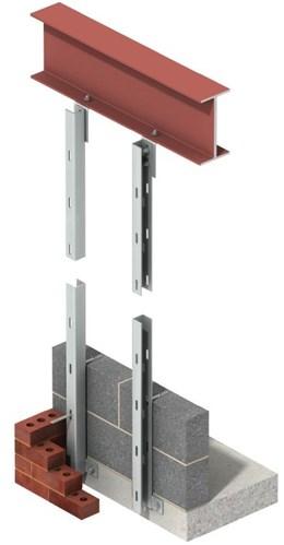 Ancon WP3 Windpost System