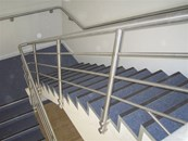 General Spectrum Balustrade System: Rail Infill 22 mm