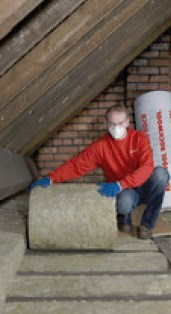ROCKWOOL® ROLLBATT - Loft insulation