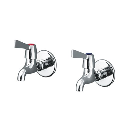 Alterna Quadrant Bib Taps