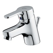 Alto Single Lever One Hole Basin Mixer