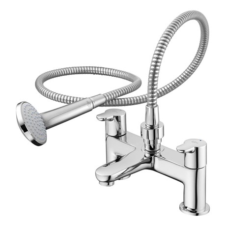 Concept Dual Control Two Hole Bath Shower Mixer