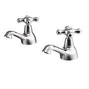 Kingston Basin Pillar Taps
